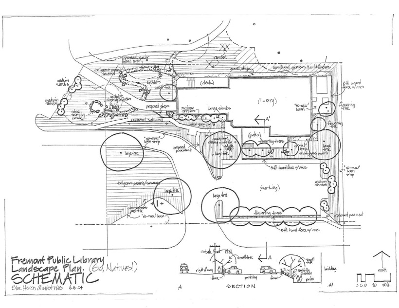 BlueHeronMinistries_ Fremont Library_ Schematic